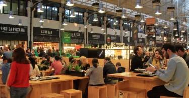 Restaurants du Mercado da Ribeira