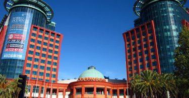 Centre Commercial Colombo - Lisbonne - Portugal