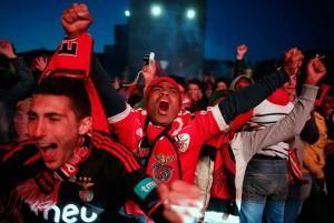 Supporters de Benfica