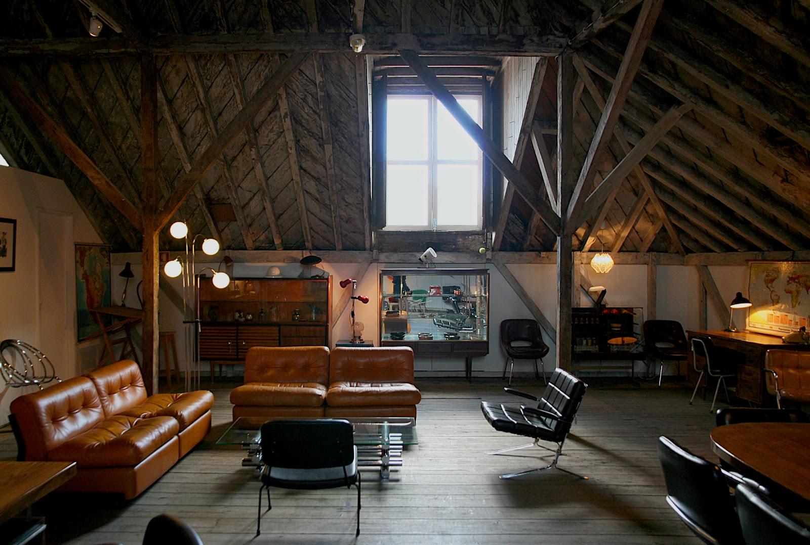 blue attic room ideas - Shopping à Lisbonne 10 concept stores à ne pas manquer