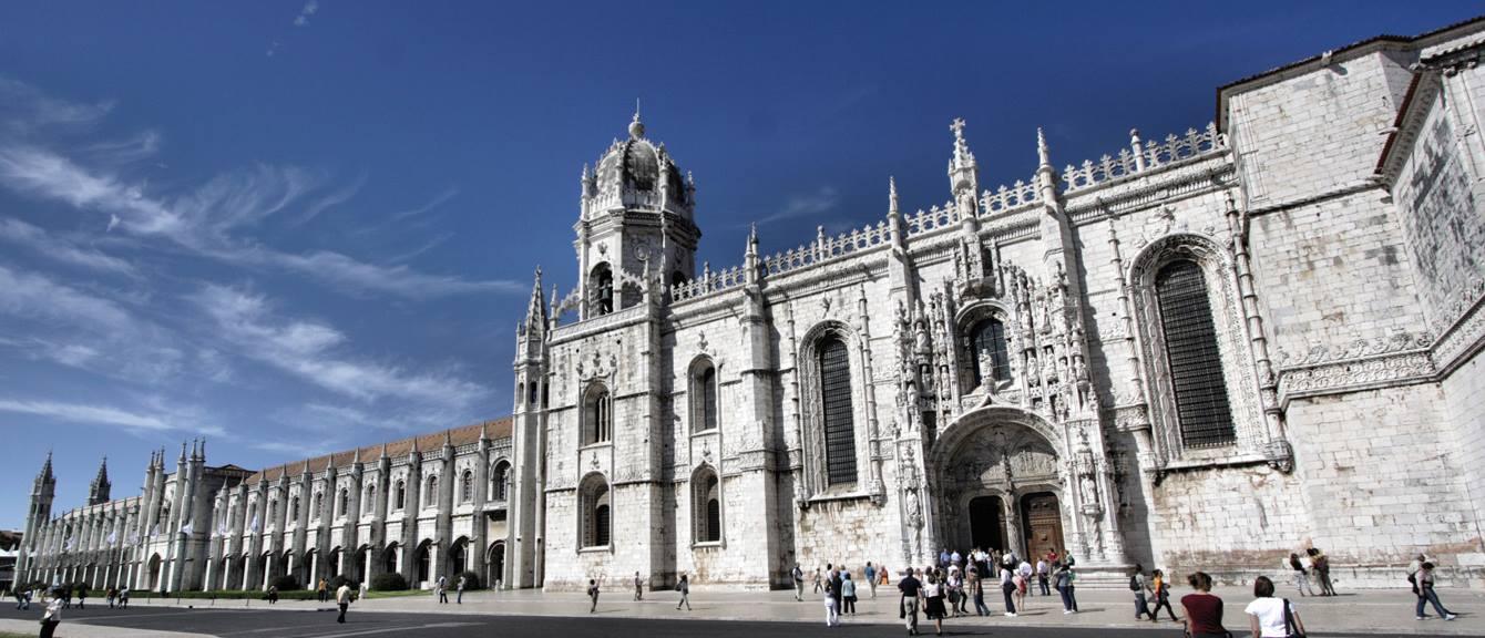 Mosteiro dos Jeronimos - Lisbonne