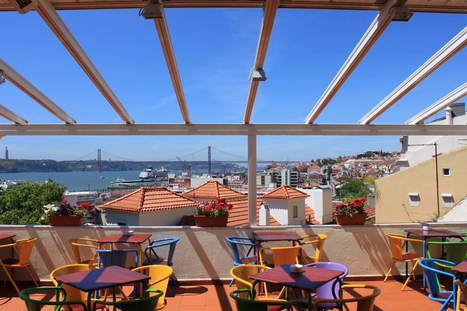 Noobaï Café - Lisbonne