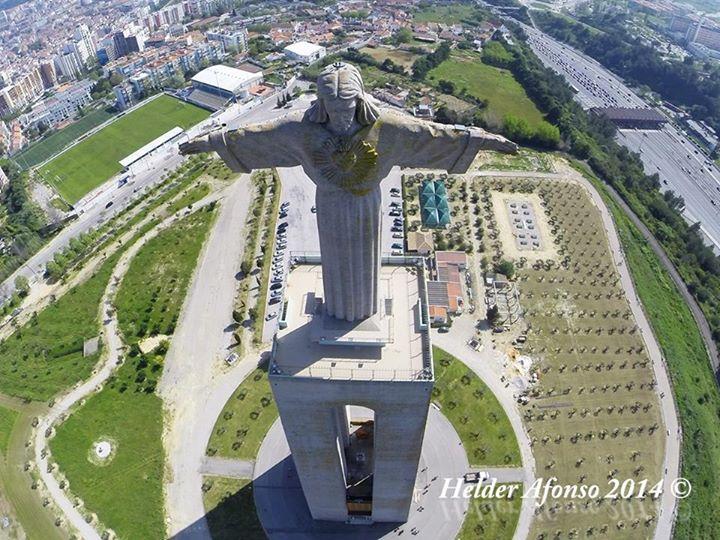 Cristo Rei - Almada - Lisbonne - Portugal