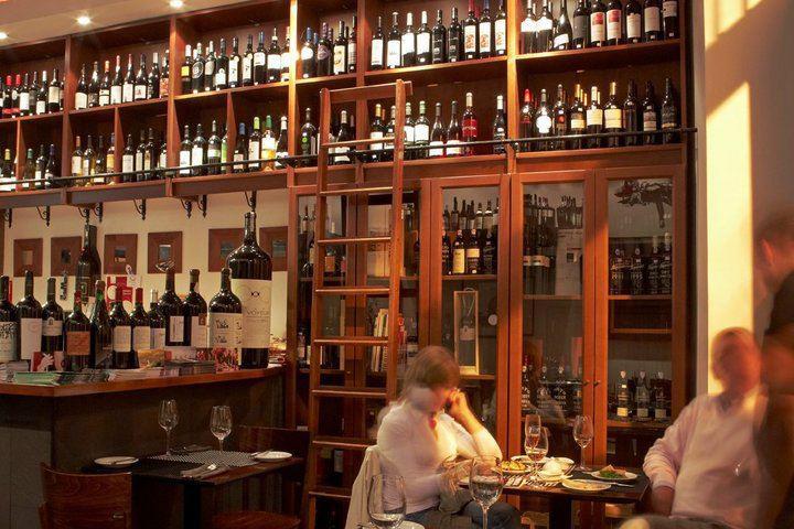 Enoteca de Belém - Restaurant Lisbonne