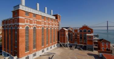 Musée de l'Electricité - Lisbonne