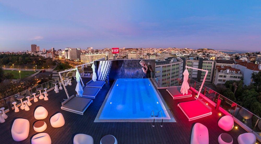 Top 10 Des Hotels Avec Piscine Lisbonne Week End Et