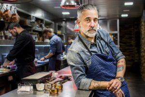 Sergi Arola - Chef 1 etoile Sintra - Lisbonne - Restaurant Lab by Sergi Arola