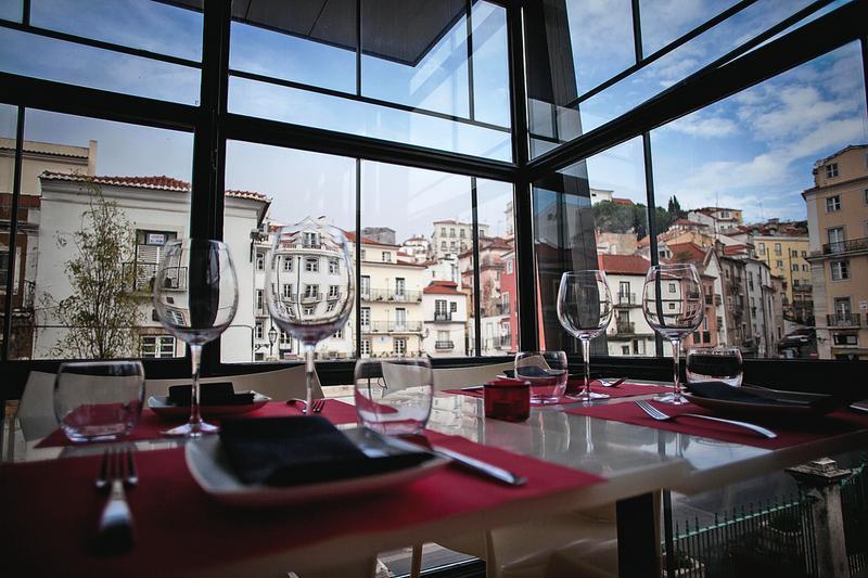 A Travessa do Fado - Restaurant Musee du Fado - Alfama - Lisbonne