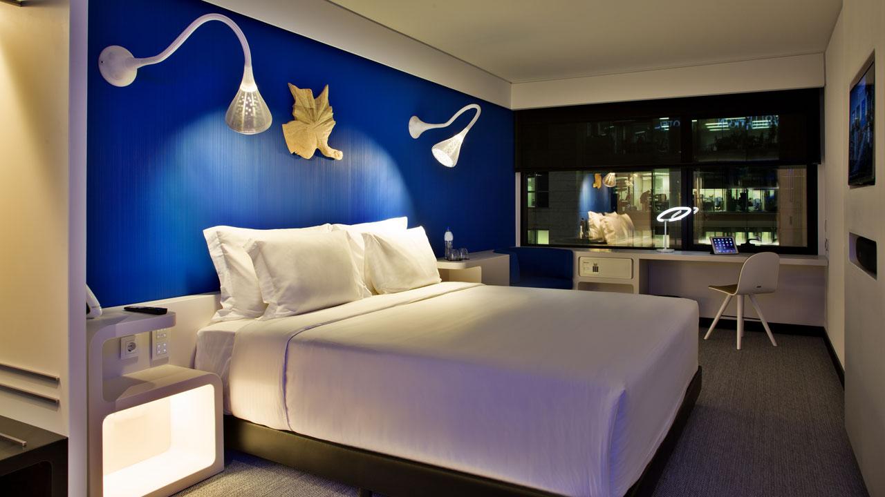Evolution Lisboa Hotel - Chambre Cool Lit Double - Lisbonne