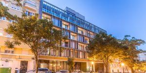 Hotel Lisboa Park - Facade - Lisbonne