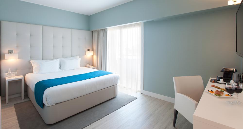 Hotel Lutecia Smart Design Hotel - Chambre - Lisbonne