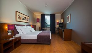 Hotel Vila Gale Opera - Chambre - Lisbonne