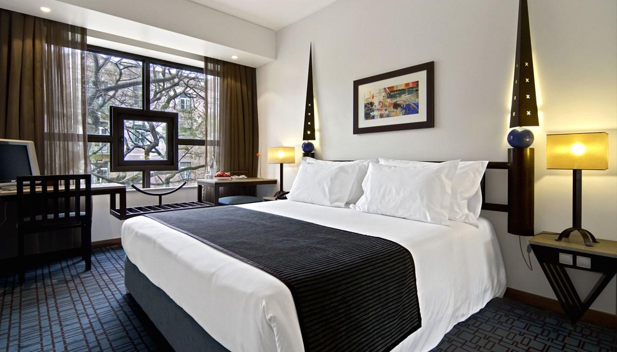 Sana Executive Hotel Lisboa - Chambre Double - Lisbonne