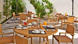 Sana Executive Hotel Lisboa - Patio - Lisbonne