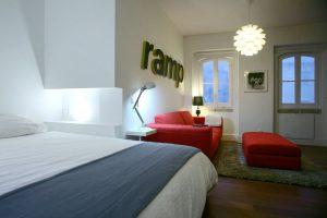 Travellers House - Chambre - Auberge de jeunesse Lisbonne