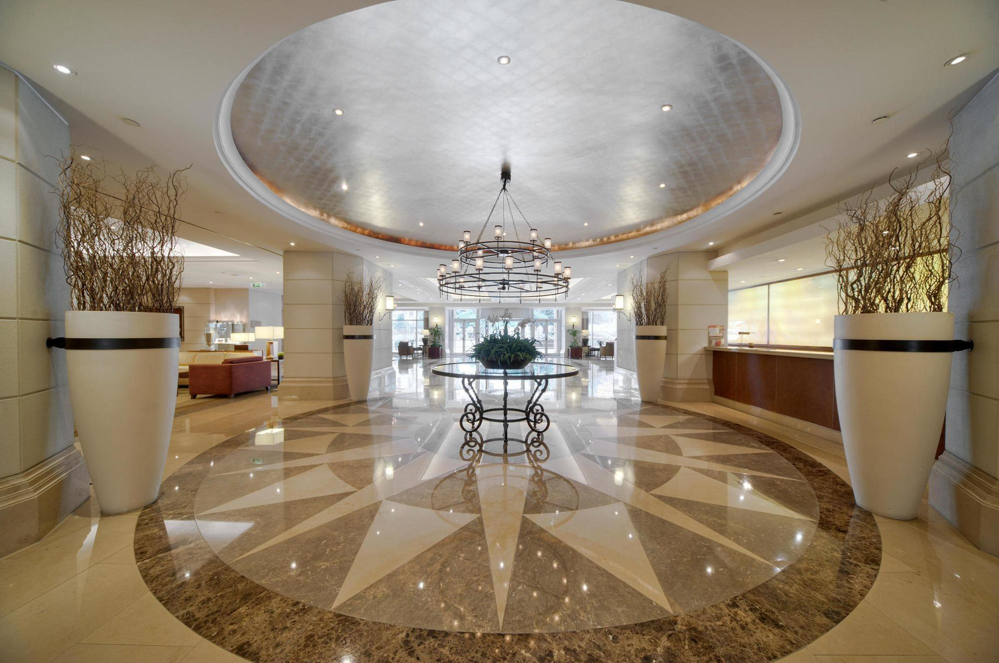 Corinthia Lisboa Hotel - Entree et lobby