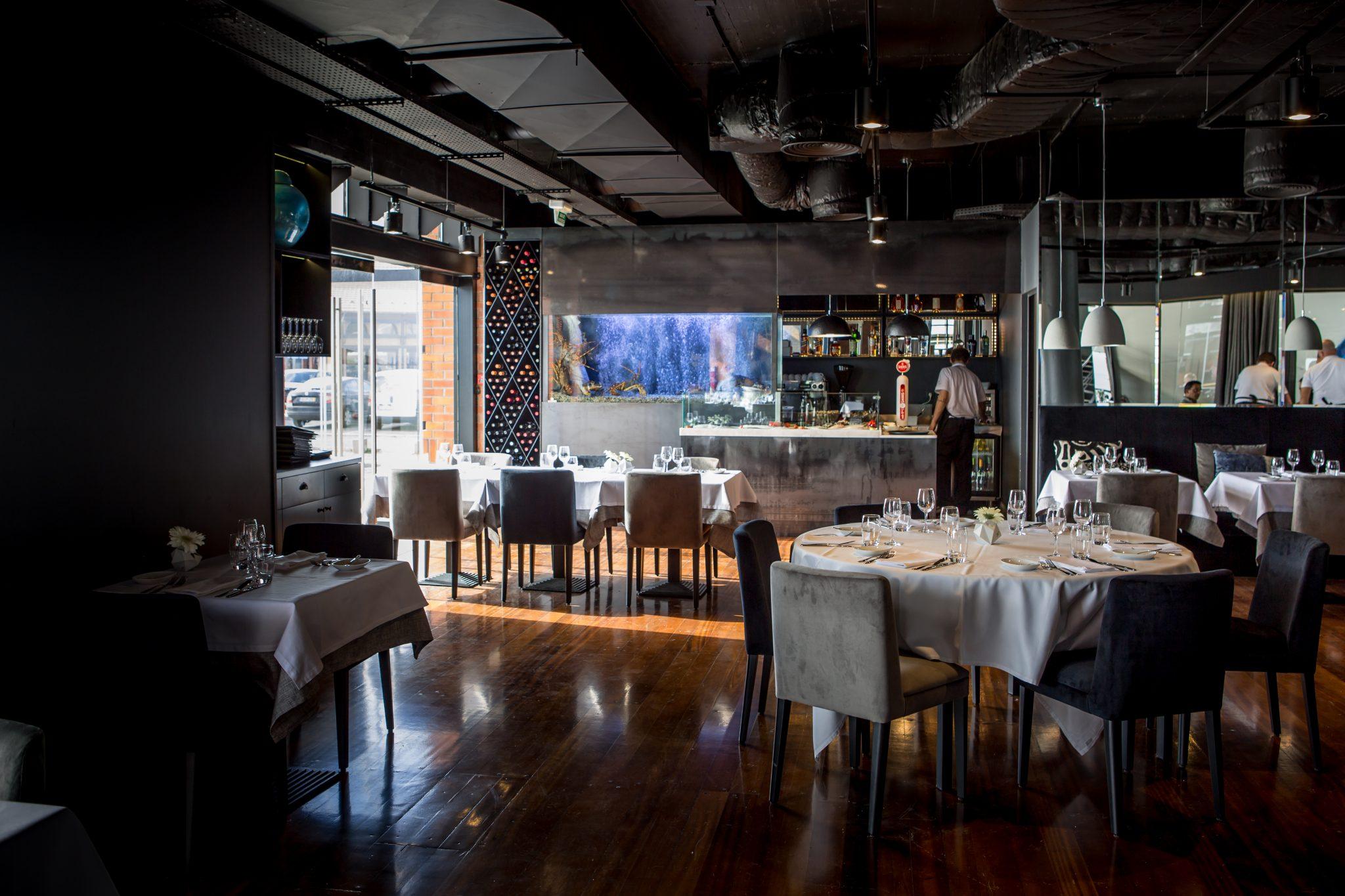 Monte Mar - Restaurant Poisson et Crustaces - Lisbonne - Cais do Sodre
