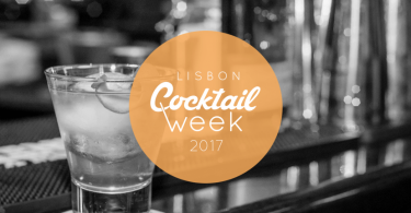 Affiche Lisbon Cocktail Week 2017