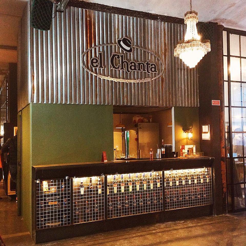 El Chanta - bar argentin - LX Factory - Lisbonne