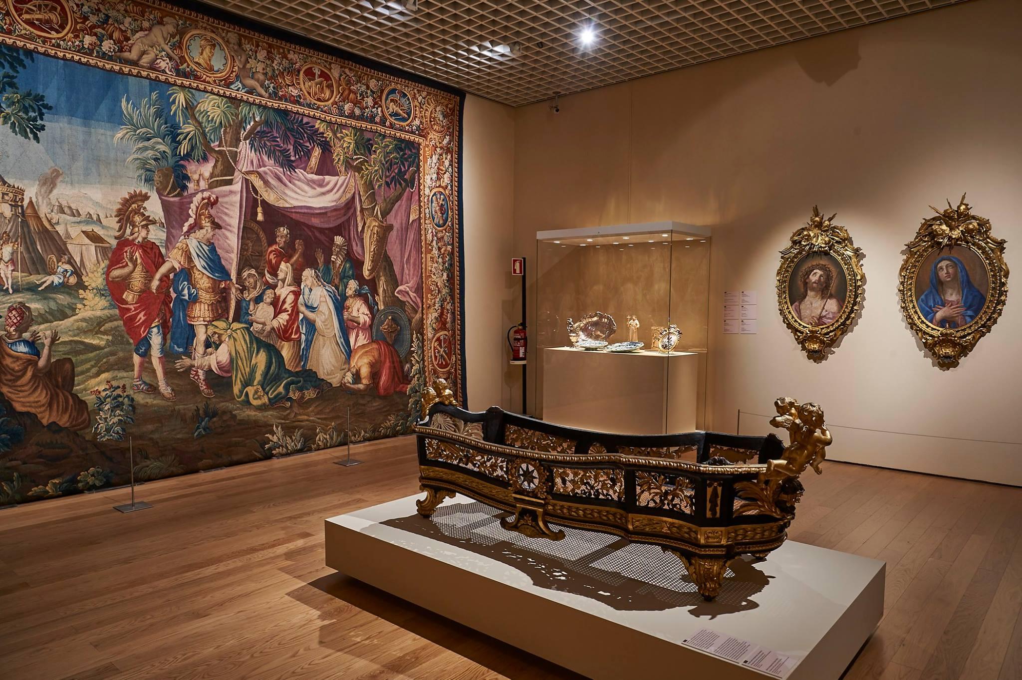 Musee National des Arts Anciens - Museu da Arte Antiga - Lisbonne - Lisboa