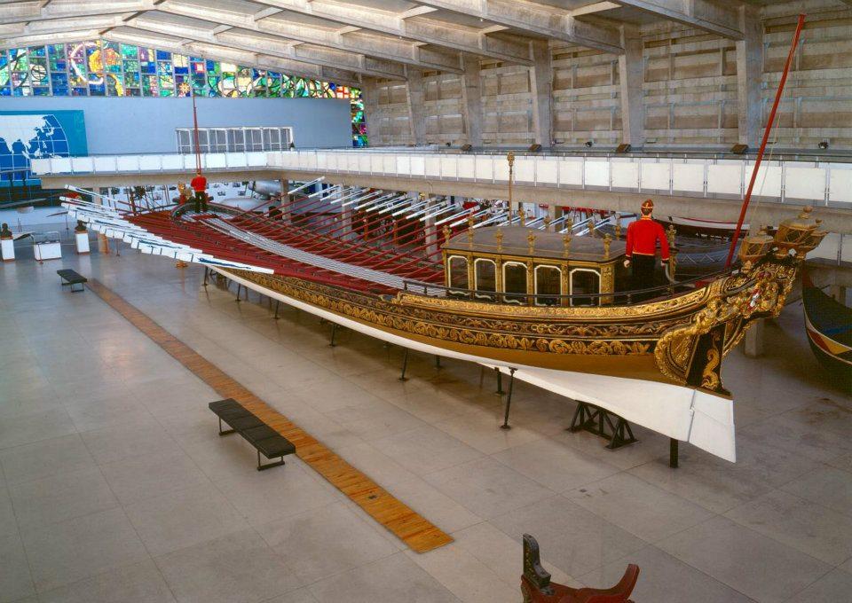 Musee de la Marine - Museu da Marinha - Lisbonne - Lisboa - Exposition de bateaux
