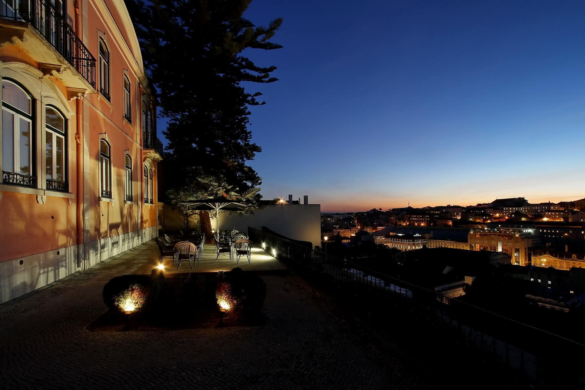 Hotel Torel Palace Lisbonne