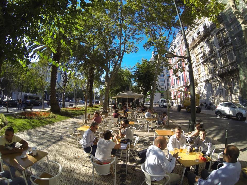 Kiosque Hot Dog Lovers Avenida da Liberdade - Lisbonne - Street Food