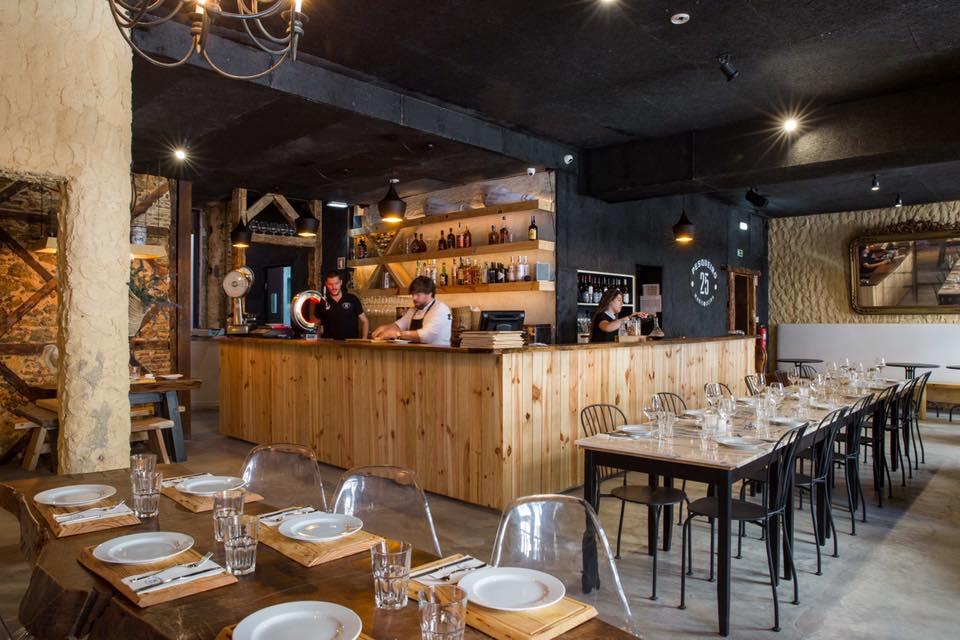 Pesqueiro 25 - Restaurant poissons et crustaces - Cais do Sodre - Lisbonne