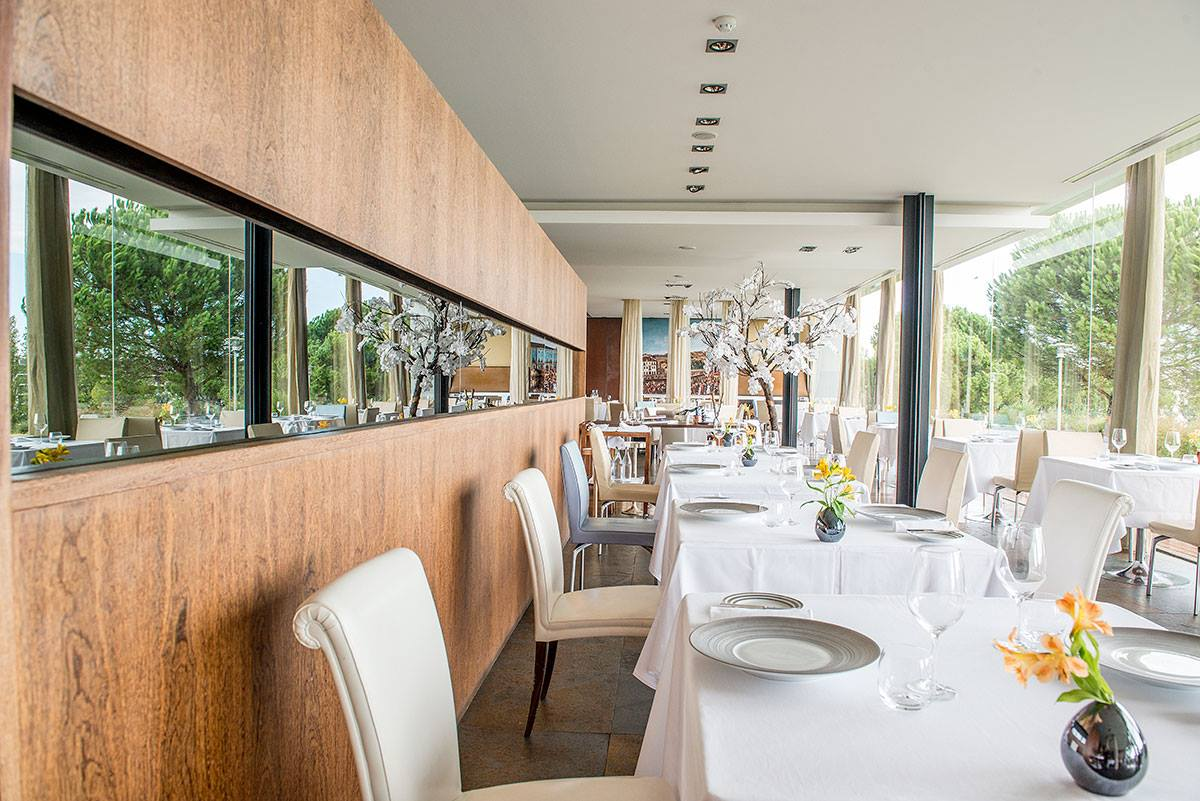 Restaurant Eleven - Salle Principale - Restaurant une etoile guide michelin - Lisbonne