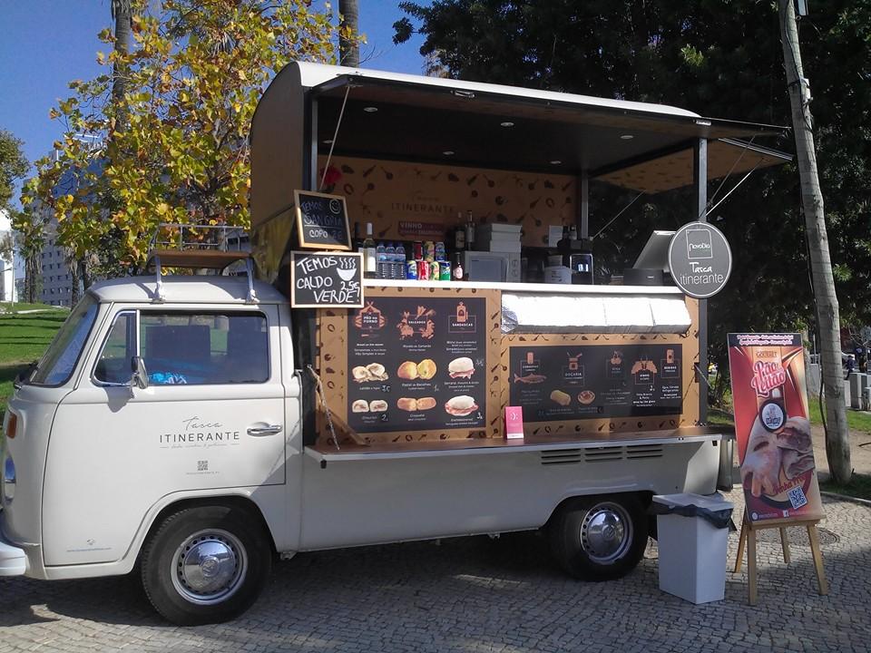 Lisbon Food Trucks