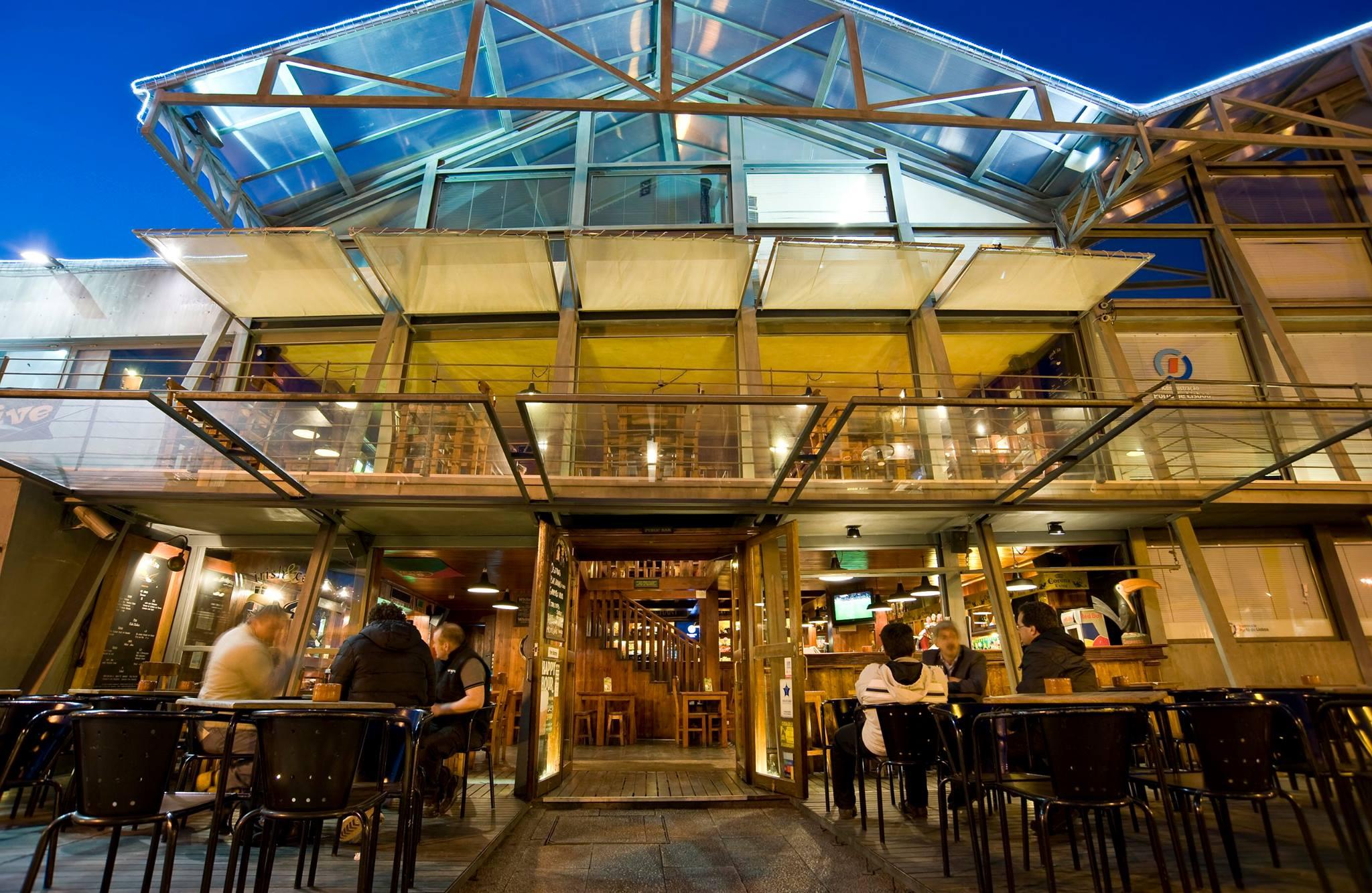 Irish Co - Sports Bar irlandais - Docks Alcantara - Lisbonne