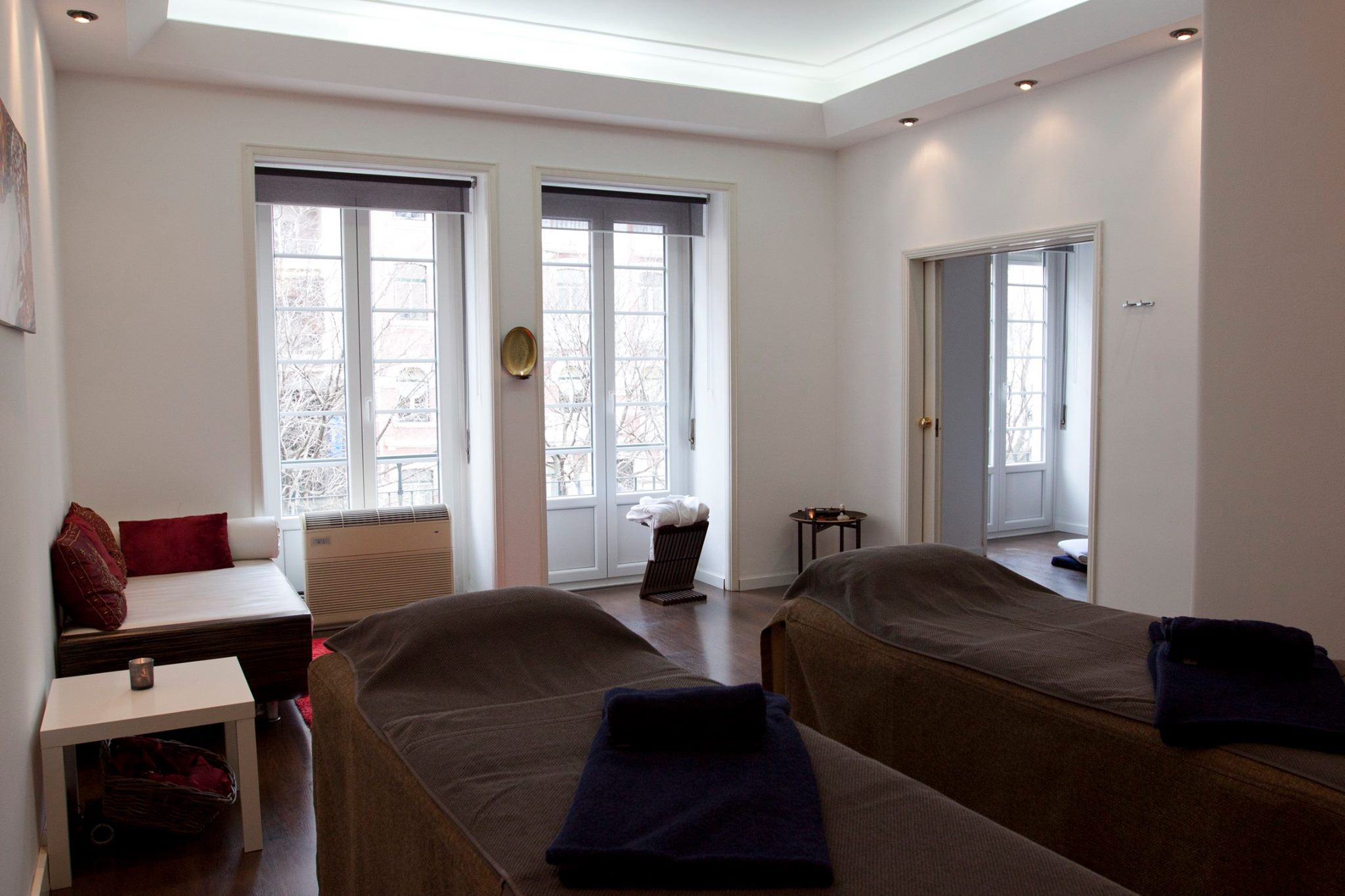 Salle de massage Duo - Spa Acqua Lisboa - Lisbonne