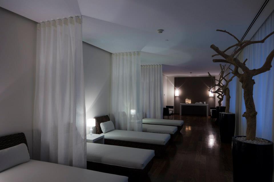 Salle de relaxation - Longevity Spa - Corinthia Lisboa Hotel - Lisbonne
